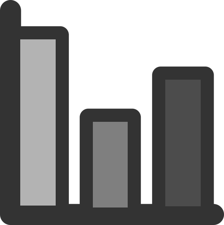 Graph, Bar, Chart, Bars, Statistics, Data, Measure