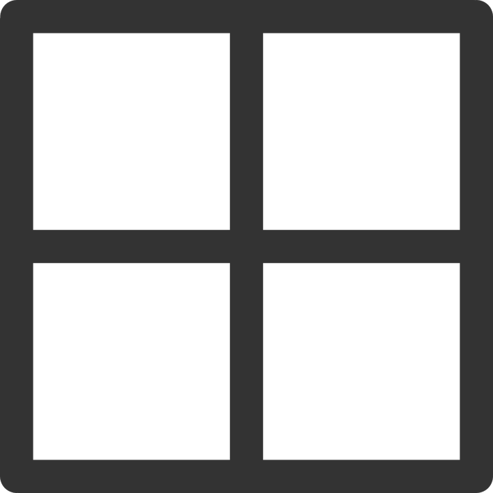 Window Table Squares 183 Free Vector Graphic On Pixabay