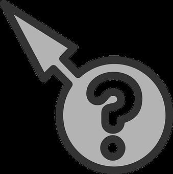 コンテキスト, 質問, 方向, 意味, 矢印, 円, クエリ, 左, 北西