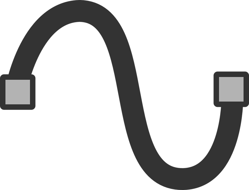 Cable Connection Wired · Free vector graphic on Pixabay