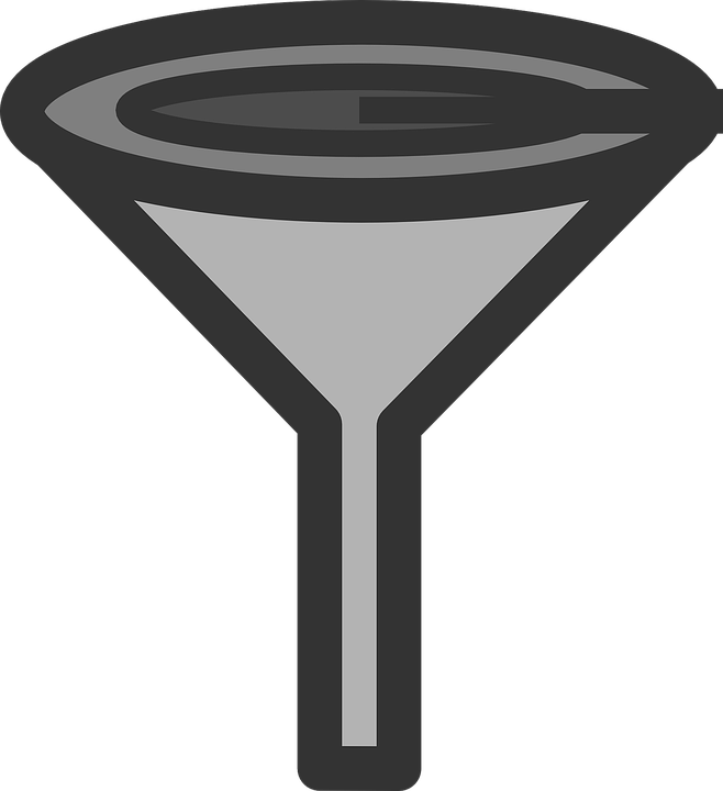 Filtro s mbolo gr ficos vectoriales gratis en pixabay - Filtros para la cal ...