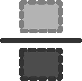Fraction, Symbol, Icon
