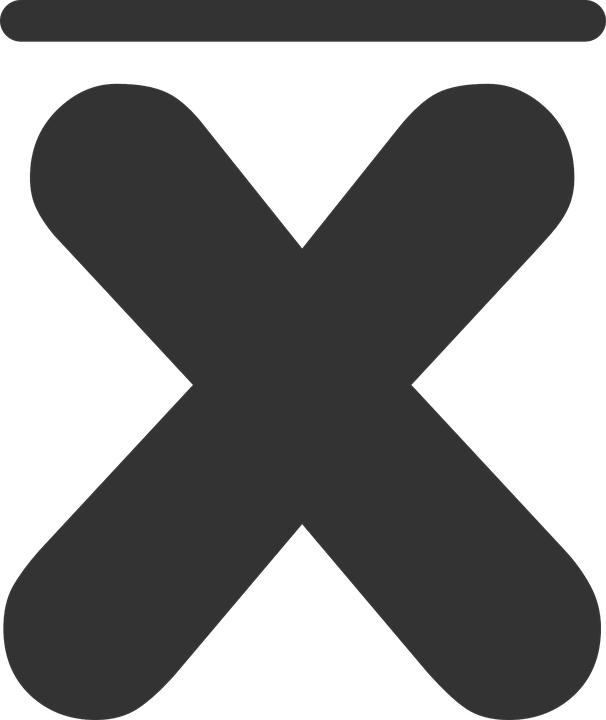 close cancel symbol  u00b7 free vector graphic on pixabay daisy clip art free daisy clip art flowers