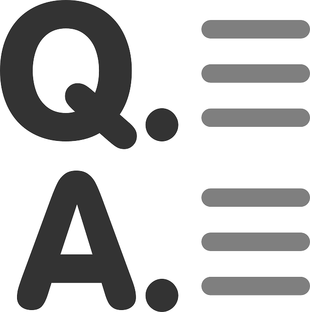 Forum Question Answer · Free vector graphic on Pixabay
