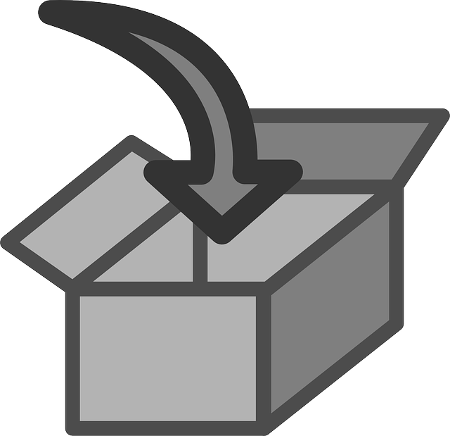 box open input 183 free vector graphic on pixabay