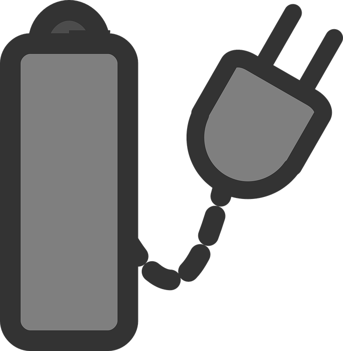Battery Charger Sign · Free vector graphic on Pixabay