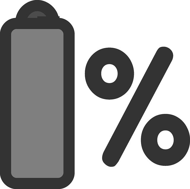 Картинки с процентами на телефоне