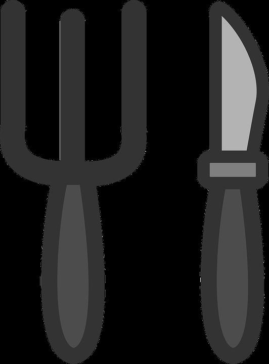 90+ Free Cutlery & Fork Vectors - Pixabay