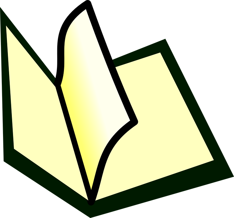 pages book open free vector graphic on pixabay rh pixabay com clip art for pages on mac clip art for page break