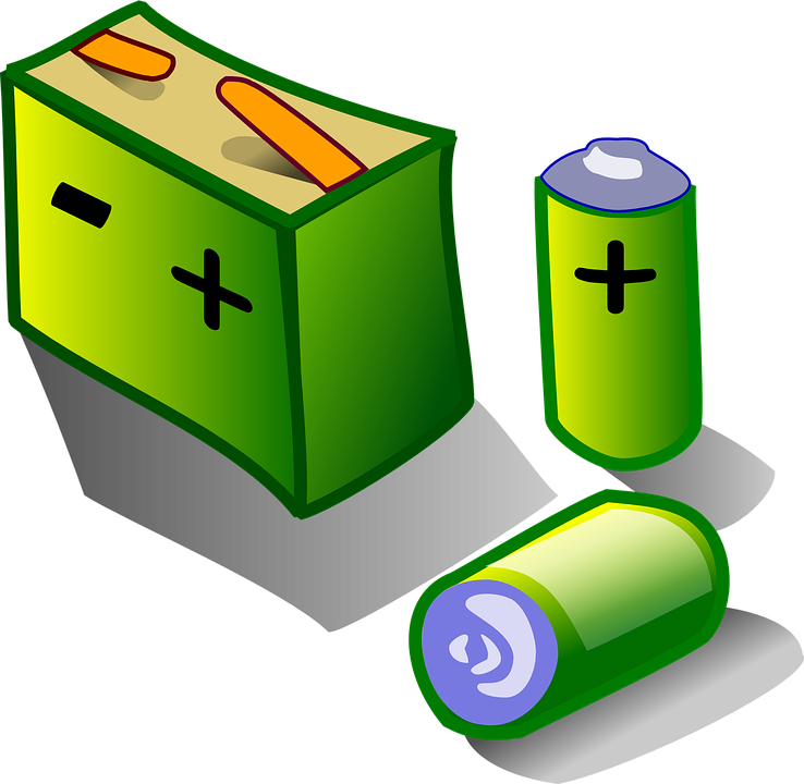 Batteries Charge Power 183 Free Vector Graphic On Pixabay