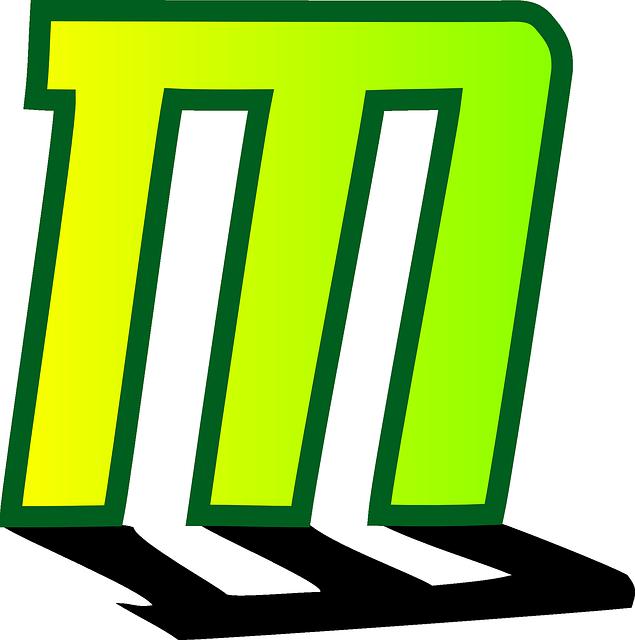 Image Vectorielle Gratuite  Lettre M  Ombre  Alphabet