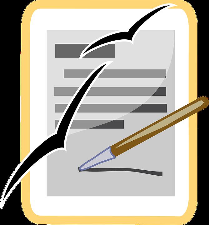 Carta, Escritor, Historia, Apps, Signo, Símbolo