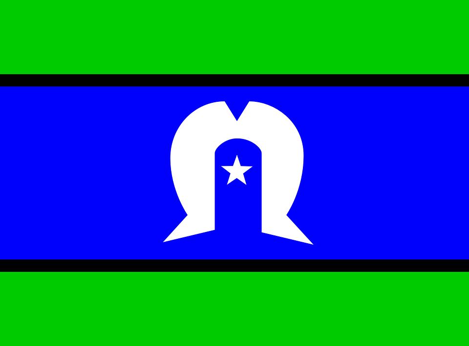 Torres Strait Islander Flag Green