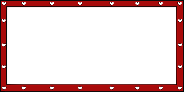 border decorative valentine  u00b7 free vector graphic on pixabay