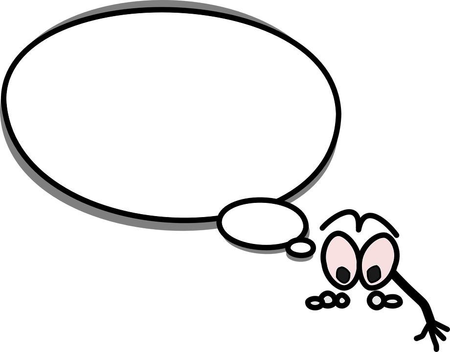 Text Balloon Eyes Free Vector Graphic On Pixabay