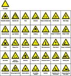warnings, hazards, danger