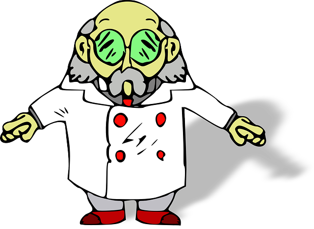 scientist professor man 183 free vector graphic on pixabay