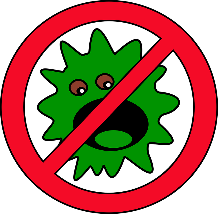 germ virus bug free vector graphic on pixabay rh pixabay com german clip art free