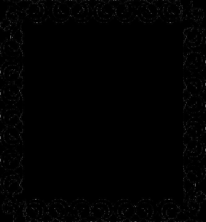 Populaire Image vectorielle gratuite: Frontière, Cadre, Papier, Feuille  DE87