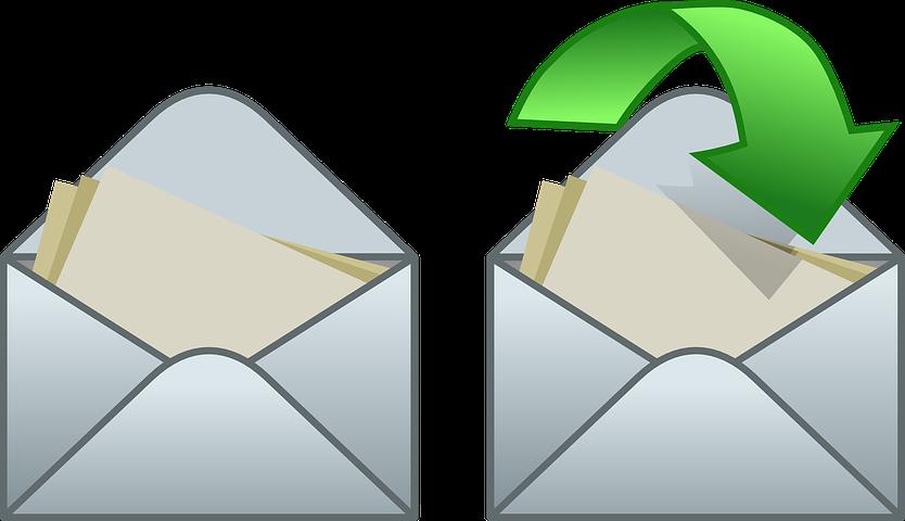 Картинка письма для презентации, для улучшения