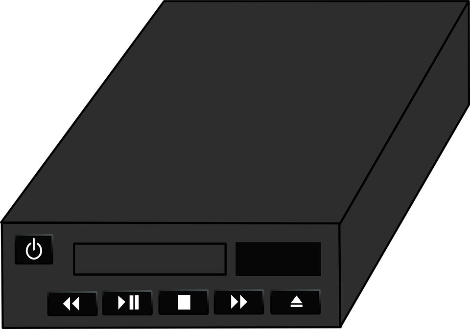 Free vector graphic: Recorder, Vcr, Record, Video - Free Image on ...