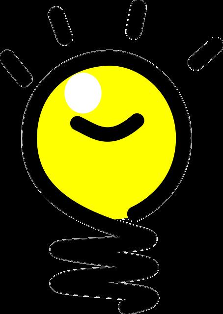 Free vector graphic: Bulb, Light, Lamp, Idea - Free Image ...  Free vector gra...