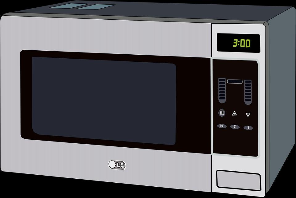Vector gratis microondas horno aparato cocina imagen for Comidas hechas en microondas