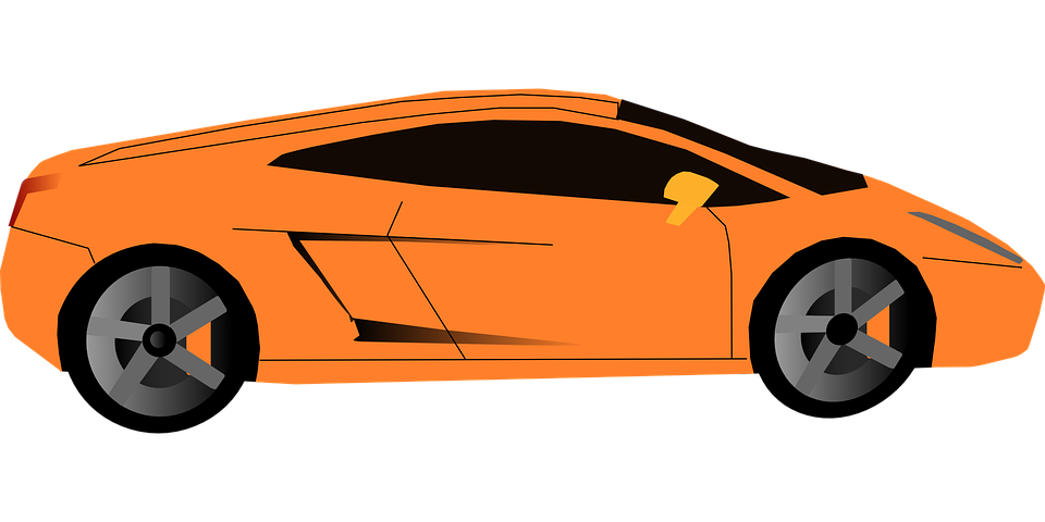 Car Vehicle Lamborghini Free Vector Graphic On Pixabay