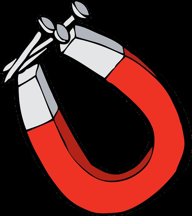 Image result for magnet clipart