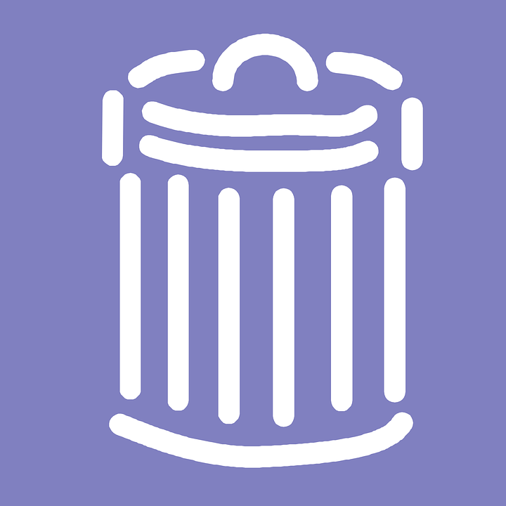 ゴミ箱, Litterbasket, くず, ガベージ, 廃棄物, ごみ, リサイクル, 環境, 処分, 空