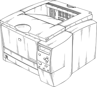 Printer, Laser, Copy, Copier, Cartridge