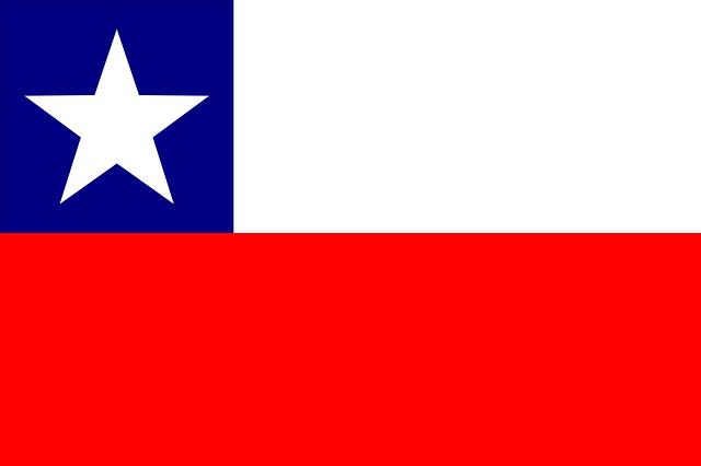 Chile Bandera Nacional · Gráficos Vectoriales Gratis En
