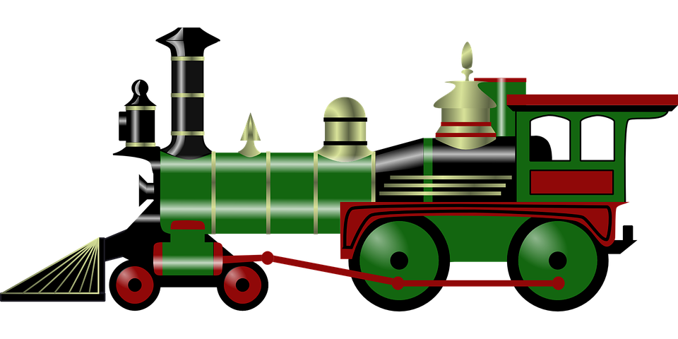 Toy Train Graphics : Steam engine train · free vector graphic on pixabay