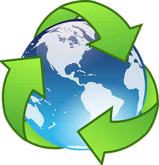 Recycle, Green, Earth, Environment