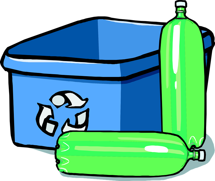 Recycler, Bouteille, «décret 3R», plastique