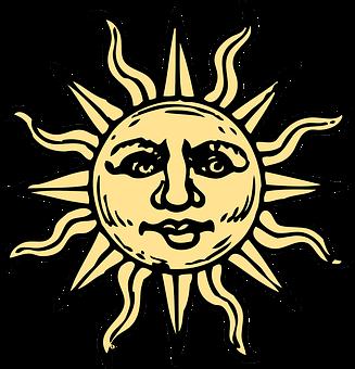 Sun, Summer, Solstice, Pagan, Paganism