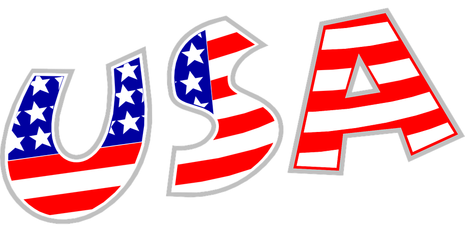 free vector graphic usa  united  states  america  stars Horseshoe Game Clip Art Horseshoe Silhouette