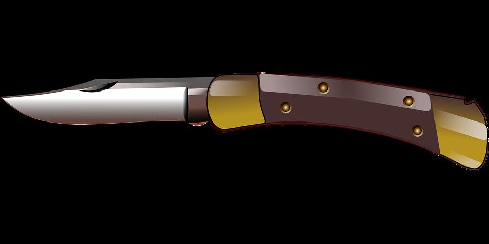 Free Vector Graphic Jackknife Sharp Cut Weapon Free