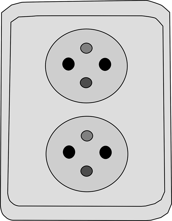 Electrical Outlet Power Electric Socket
