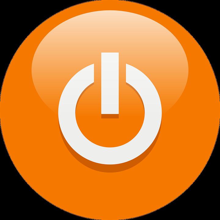 Schalter Macht Button · Kostenlose Vektorgrafik auf Pixabay