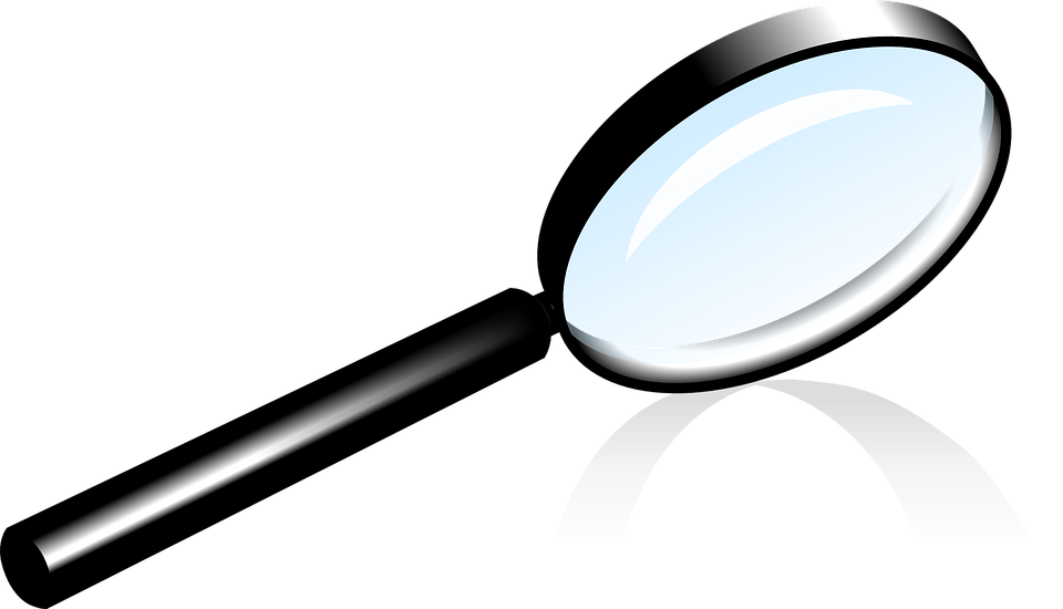 25f0e81031 Magnifying Lens Magnifier - Free vector graphic on Pixabay