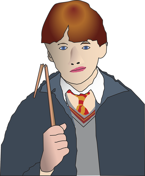 free vector graphic harry potter  broken  wand  magic red owl clip art free Yellow Owl Clip Art