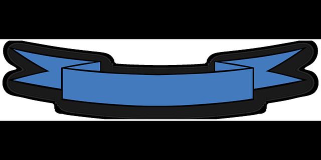 Ribbon Blue Bow · Free vector graphic on Pixabay  Ribbon Blue Bow...