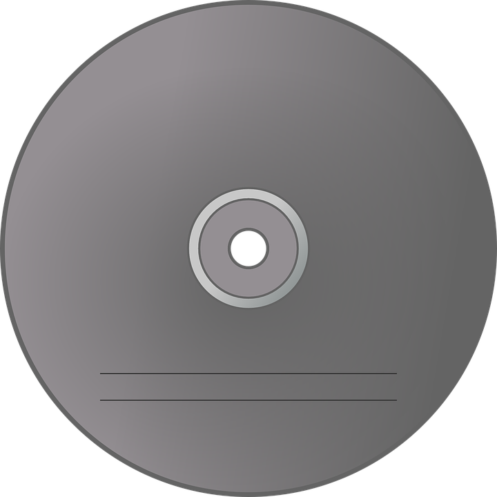 Free vector graphic: Disk, Storage, Front, Write, Label - Free ...