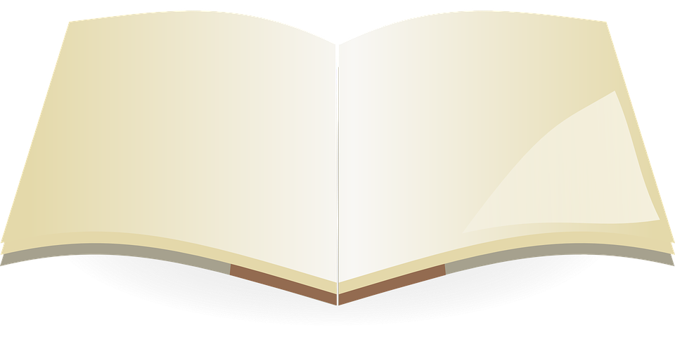 book opening animation