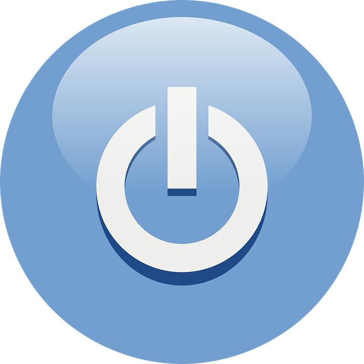 Switch Button Power Free Vector Graphic On Pixabay