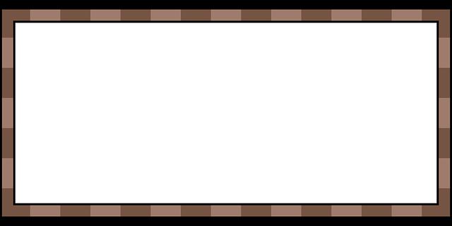 Frame Border Rectangle 183 Free Vector Graphic On Pixabay