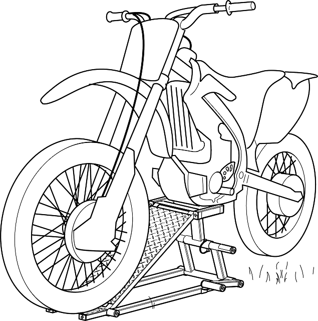 motorcycle sketch black  u00b7 free vector graphic on pixabay