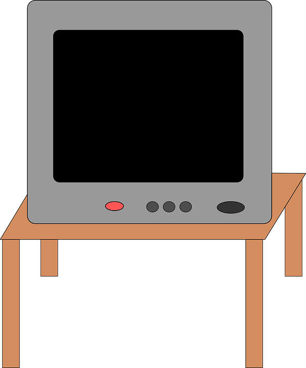 Tv Stand Wooden Free Vector Graphic On Pixabay