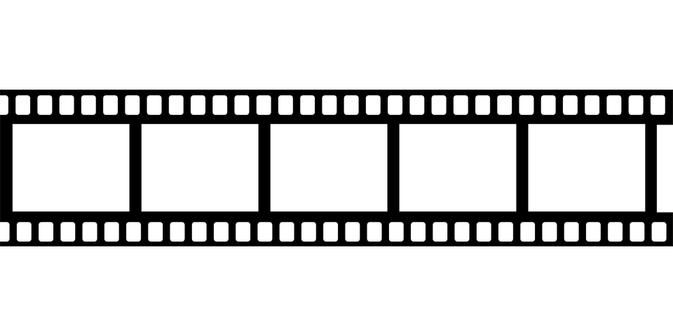 Film Strip 35Mm · Free vector graphic on Pixabay